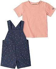 Calvin Klein 男嬰 2 件套連衣褲