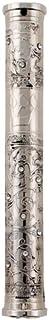 优质Judaica 现代美铃薯套,带金丝设计和石头 10 cm