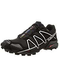 Salomon 萨洛蒙 男 越野跑鞋 SPEEDCROSS 4 GTX