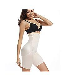 女士高腰塑形短裤收腹塑身内衣塑身裤大腿