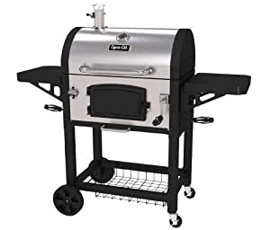 Dyna-Glo Heavy Duty Stainless Charcoal Grill Stainless 大
