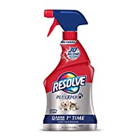 Resolve Pet Expert Carpet & Upholstery Cleaner - Removes Stains and Odors, 22 oz by Resolve