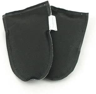 BambooMN 竹炭鞋 清新剂 - 每对 100 克活性炭 黑色 10 Pairs 6434