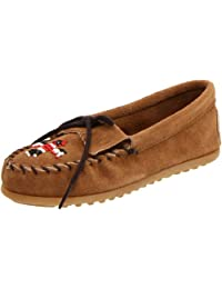 Minnetonka Children's Thunderbird II 2607t 女孩低帮鞋