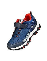 Biacolum 儿童运动鞋网眼透气运动跑步网球鞋男孩女孩