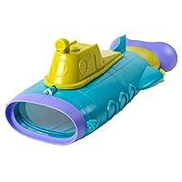 Educational Insights GeoSafari Jr. 潜望镜,不湿水可以进行水下探索,包括放大镜和LED手电筒,适用于3岁以上儿童
