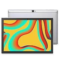 VANKYO MatrixPad S30 平板电脑 10 英寸, 3GB RAM , 八核处理器, Android 9.0 Pie, 1080P 全高清 IPS 玻璃显示屏, 13MP/8MP 双摄像头, 2.4G/5G WiFi, 6000mAh, Type C, GPS, 金属外壳, 银色