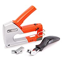 Tacwise 0889 Metal Staple Tacker Kit with Hand Tacker, Staple Remover and 200 Staples (0889)