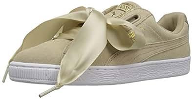 PUMA 彪马女式麂皮心形 Safari WN运动鞋 Safari-safari 7
