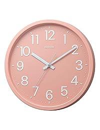 DAILY(节奏时钟) 石英表 平面表盘 キューピッド?ピンク(ピンクメタリック) Φ33.1x4.3cm 4KGA06BZ13