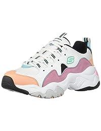 Skechers D'Lites 3 女士運動鞋