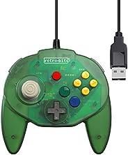 Retro-Bit Tribute 64 USB 森林绿(任天堂开关/)