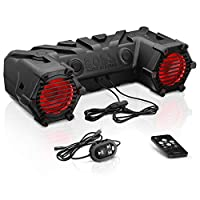 "Boss Audio Systems ATV30BRGB - Bluetooth, All-Terrain Sound System, 6.5"" Marine Speakers"