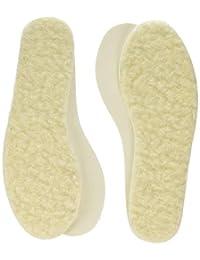 Lambacraft UK6 - 欧盟 39 真正羊绒鞋垫,2 双装