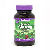 Bluebonnet Nutrition - Standardized American Ginseng Root Extract - 60