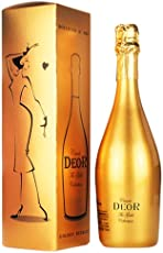 Deor Gold Collection 凯旋 金瓶起泡葡萄酒(绝干型)750ml 礼盒装