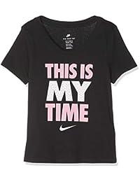 耐克 G NSW Tee This Is My Time Girl, Girls', 923645-010