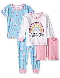 Gerber 女婴睡衣4件套