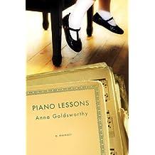 Piano Lessons: A Memoir (English Edition)