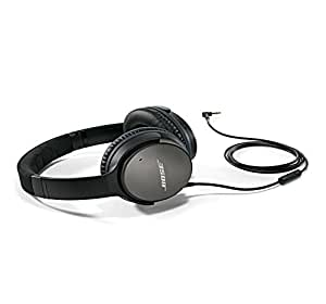 Bose QuietComfort QC25 有源消噪 头戴式耳机-iPhone版-黑色