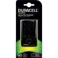 Duracell USB 充电器 适用于索尼 NP-BG1 数码相机电池