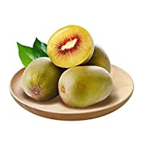 浦江红心猕猴桃30个约5斤 红肉奇异果 新鲜水果 单果70-90g