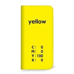 mitas iphone 手机壳743NB-0288-YE/502SH 4_AQUOS Xx2 (502SH) 黄色(无带)