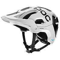 POC Tectal Race SPIN 骑行头盔 Hydrogen White/Uranium Black XS-S