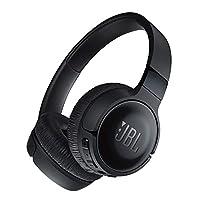 JBL TUNE 600BTNC 主动降噪耳机 头戴蓝牙耳机 无线耳机 运动耳机 磨砂黑