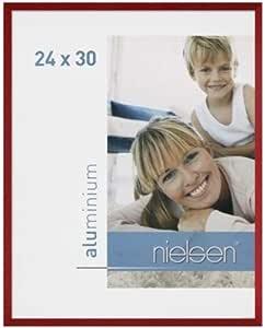Accent NIELSEN MATT Silver 适用于照片13X 18aluminio 画框3