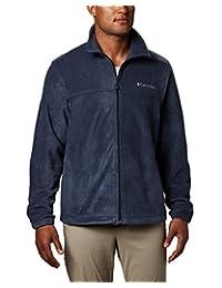Columbia 哥伦比亚 男式 采用极为保暖 奢华 柔软的抓绒面料上衣 WM3220