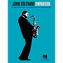 John Coltrane - Omnibook for Bass Clef Instruments (English Edition)