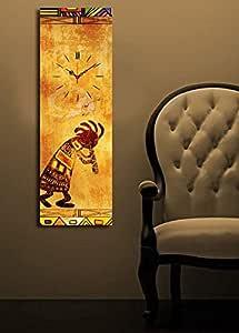 Group Asir LLC 228CLA1681 时钟,装饰艺术油画墙画