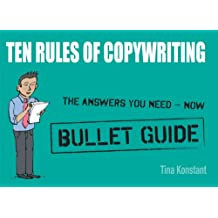 Copywriting: Bullet Guides (English Edition)