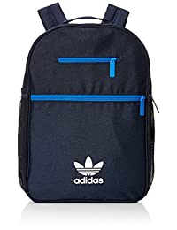 adidas 阿迪达斯 TRAINING 中性 BP ESS TREFOIL背包 BP7322 传奇墨水蓝 F17/蓝 NS