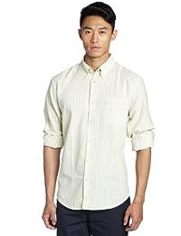 LINCS DC&CO 男式 长袖衬衫 WS121552