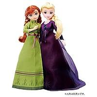 迪士尼 Precious Collection系列 冰雪奇缘2 礼服套装(夜空)