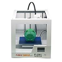 富士樱 F-2301 FDM 3D打印机 高精度商业家庭学校教育电教创客 桌面级3D打印机 学校创客教育 企业立体模型
