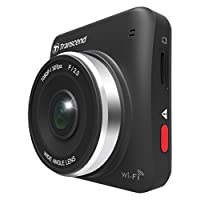 Transcend TS32GDP200A 32GB DrivePro 200 Car Video Recorder with Adhesive Mount