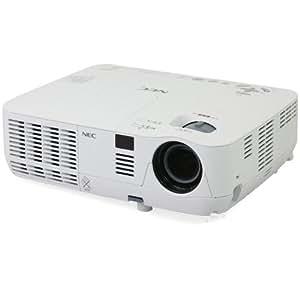 NEC NP-V260W+商用投影机(白色)