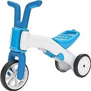 Chillafish 渐进平衡自行车和三轮车 蓝色/白色