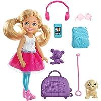 Barbie Chelsea 旅行娃娃