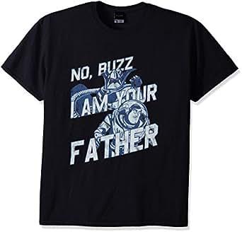 玩具总动员 男式 Zerg 父亲 T 恤 黑色 Black//Zerg Father 4X-Large