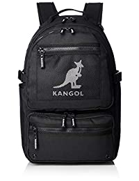 [坎戈尔]背包 KANGOL商标印刷 网眼袋 轻量 多功能 多口袋 PC收纳