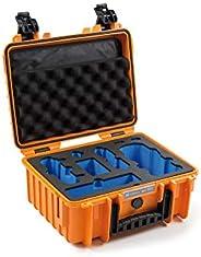 B&W outdoor.cases DJI 小收纳袋 黑色3000/O/MavicA2  DJI Mavic Air 2 365x295x170 (Typ 3000