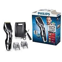 Philips 飛利浦 Series 7000 理發器 HC7450/80,24種剪切長度設定,自動研磨鈦金屬刀片