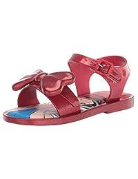 Mini Melissa Mini Mar 儿童凉鞋 + 白雪公主拖鞋