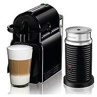 DeLonghi 德龙 Nespresso EN 80 BAE Inissia Milk 咖啡机 黑色