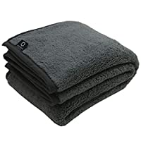 东京西川 保暖毯子 单件 SEVENDAYS SEVENDAYS 单色 深灰色 シングル FQ06005500DR