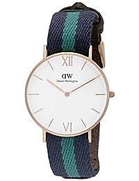 Daniel Wellington 丹尼尔•惠灵顿 瑞典品牌 Grace系列 石英手表 中性男女适用腕表 DW00100044(原型号0553DW)